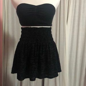 Urban outfitters Kimchi Blue black skirt Xs